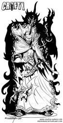 FantasyCraft - Infernal by Inkthinker