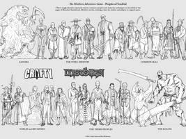 Mistborn Adventure Game - Peoples of Scadrial by Inkthinker