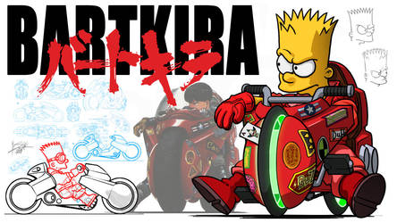 Bartkira test 03 by Inkthinker