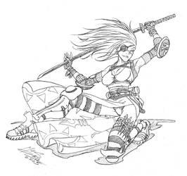 Piratical by Inkthinker