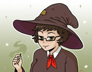 Witch*Trash Erin by Amb0rg