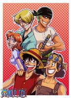 One Piece by MadziaVelMadzik