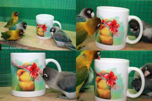 SAAANTAAAAAAA.... thank you so much for the mug!!! by emmil
