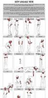 Body Language Meme: Vander by Jabnormalities