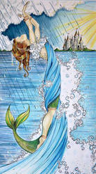 The Little Mermaid by csmalls