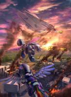 Mass Effect: Gathering Storm 1 by stupjam
