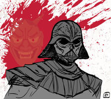Lord Vader by KatyTorres