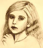Vintage Little Girl by PMucks