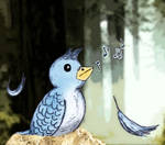 Downed Bird by Venomspartan