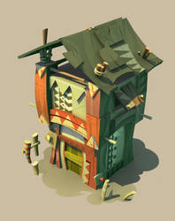 little house by liliflo