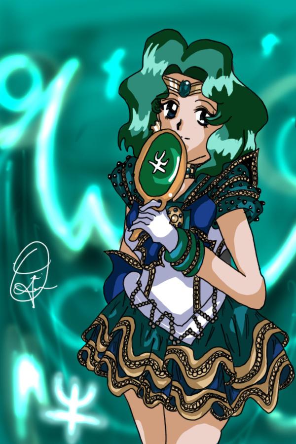 SeraMyu Neptune by sailoranimations