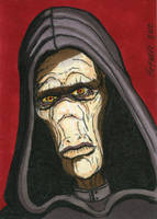Darth Plagueis the Wise by HalHefnerART