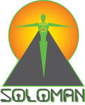 SOLOMAN Logo - GATES THE COMIC by HalHefnerART