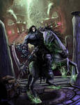 Darksiders 2 Key Art 4 by HalHefnerART