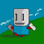 I am Robot by sidiq007