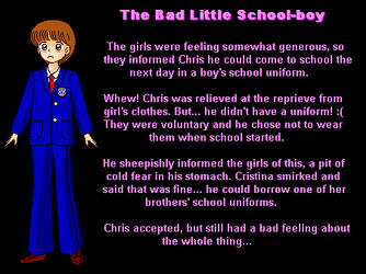 The Bad Little School-boy +001 by SissyDemi