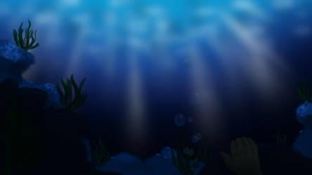 Underwater by RedHeadWolf
