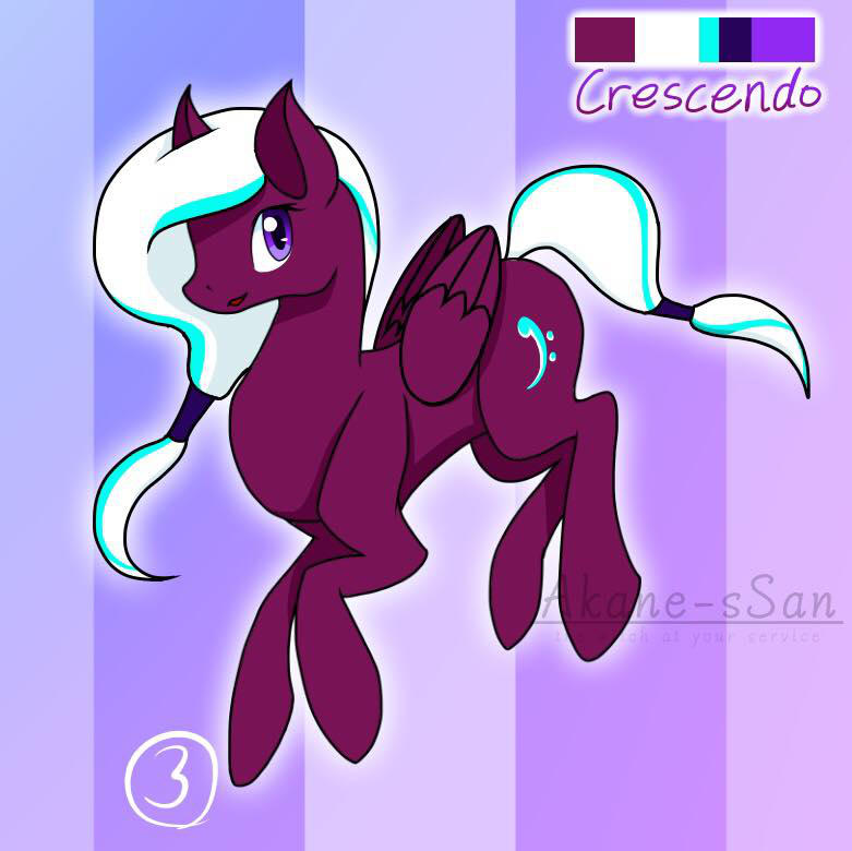 Crescendo by Tamauge