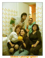 Kitchen's Photographers by SylvieRider