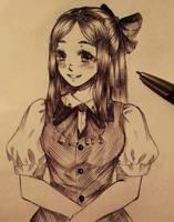 Sketch by Yunio138