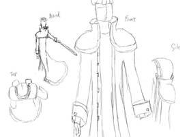 Ethan Pow Full Jacket Ref, Humanoid by EthanPow