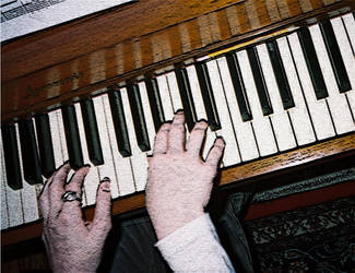 Piano Hands by pyrorapture