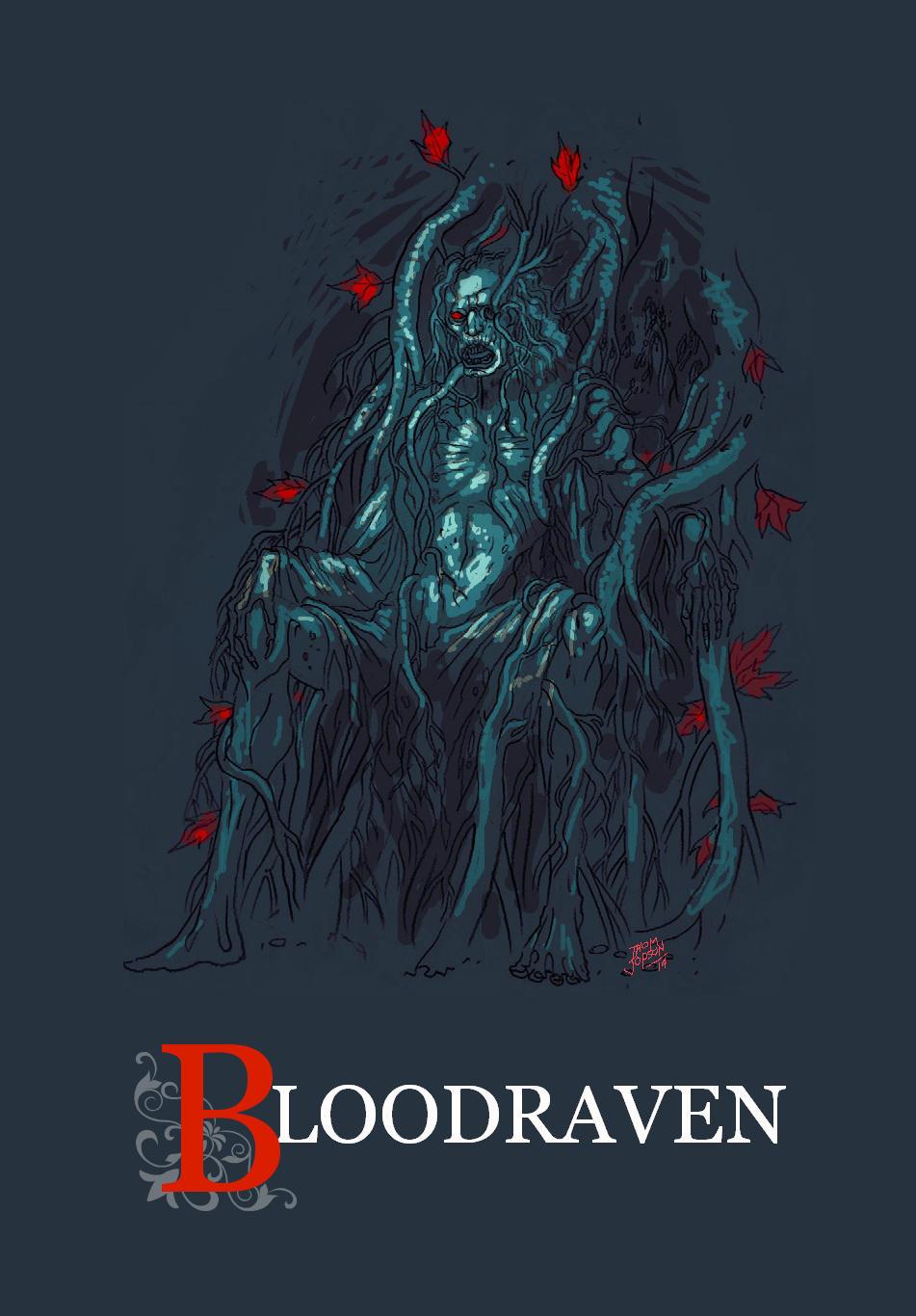 Bloodraven by MaslenJopson007916