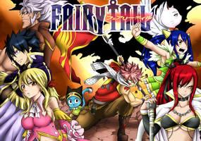 FT: The Strongest Team by NekoRikaChan