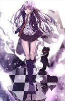 Kirigiri Kyouko by Redapple999