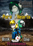 Collab: FoE: Pure Hearts - Book One Cover by SpiritofthwWolf