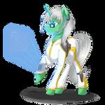 Galloping Stars - Unicorn Race Art by SpiritofthwWolf