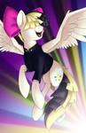 I Can See a Rainbow by SpiritofthwWolf