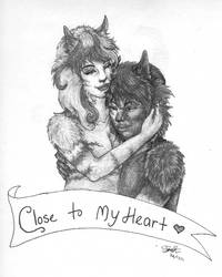 Close to my Heart by Msterope