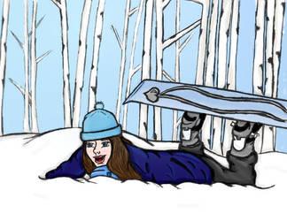 Snowboard Lovin' by snowflakie06