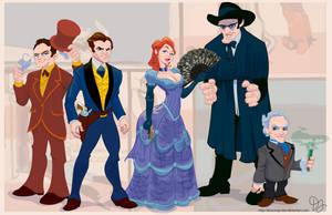 Wild Wild West Animated by Duncecap-Dan