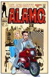 Agents of A.L.A.M.O. by Duncecap-Dan