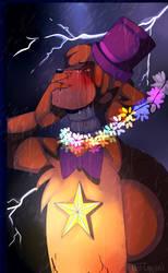 I am so ..sorry (FNaF fan art) by FNAFCrystal