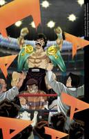 The Champion!! by HikariNoGiri