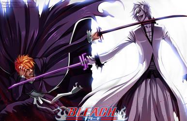 Bleach - Yin Yang by HikariNoGiri