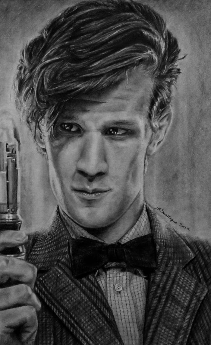 Doctor Who by brailynne