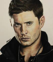 Dean Winchester by brailynne