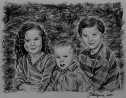The Grandbabies by brailynne