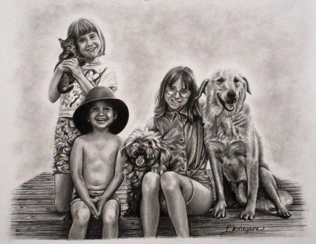 Summer Memories by brailynne