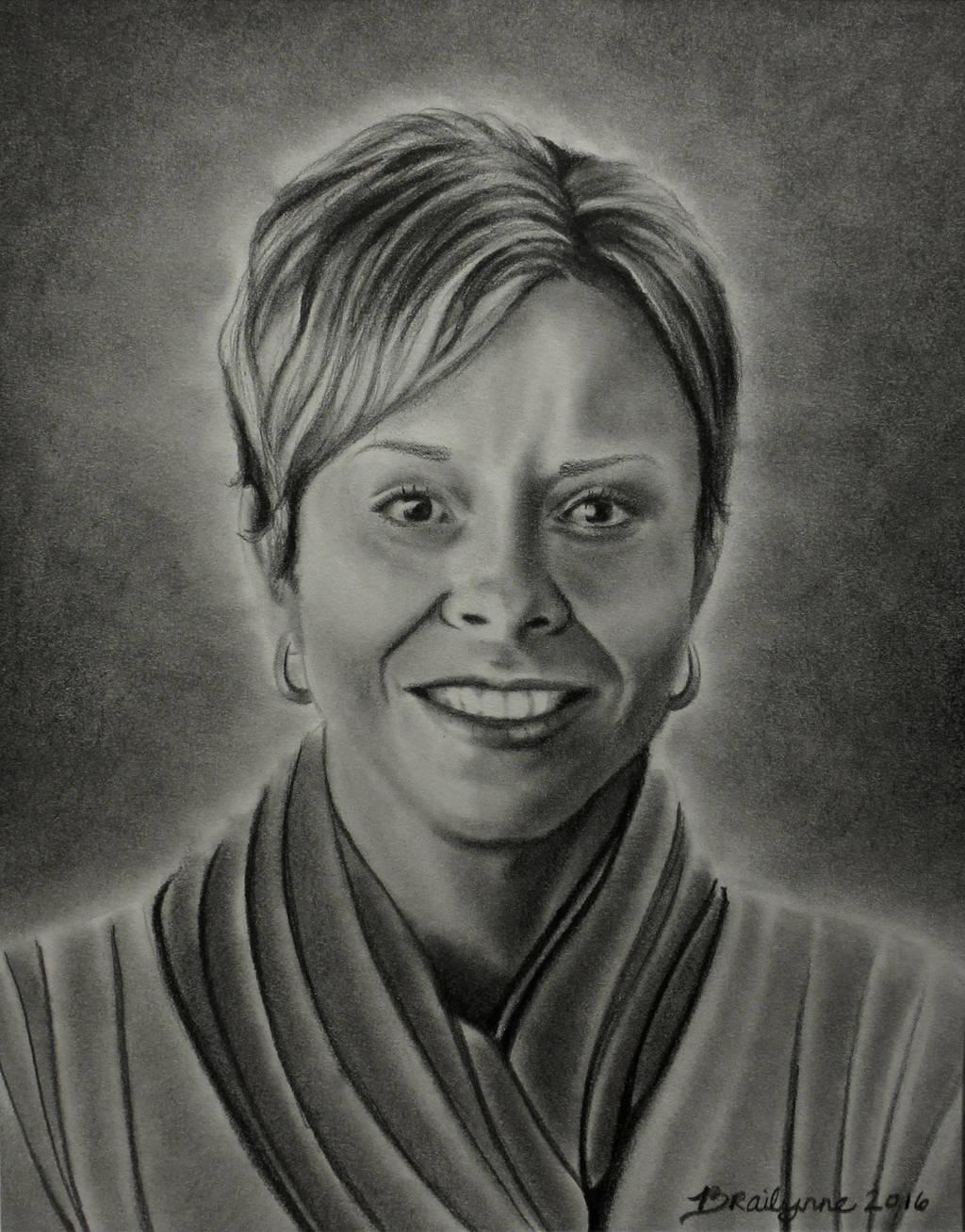 Portrait by brailynne