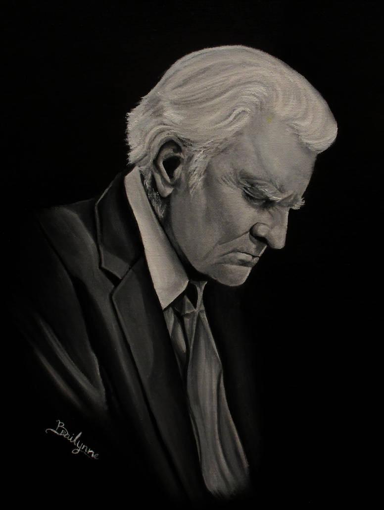 Billy Graham by brailynne