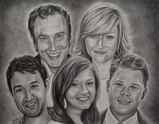 The Brooks Family by brailynne