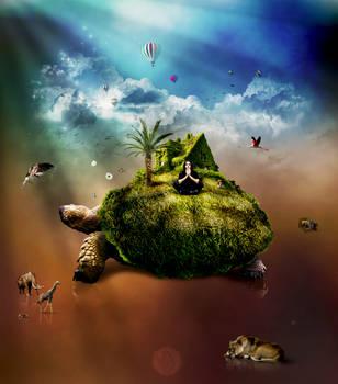 Turtle AwZe by CeyDoo-BlueShine