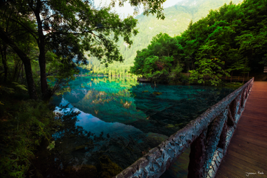 Dreaming Of Jiuzhaigou by jkrab
