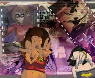 Batgirl New Generation by Smellclon
