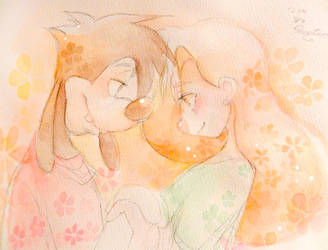 Max and Roxanne by Natsu-Nori
